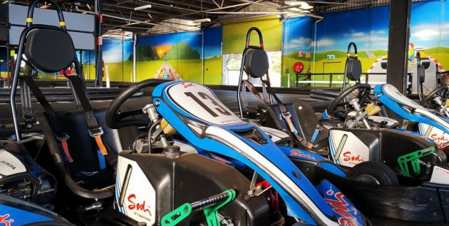 They helped my go kart business much better profits & Growth